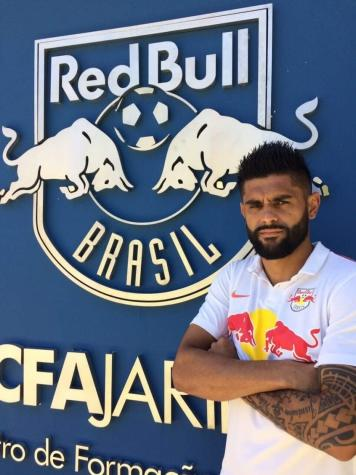 Ex-palmeirense marca e Red Bull vence o São Bernardo em Campinas