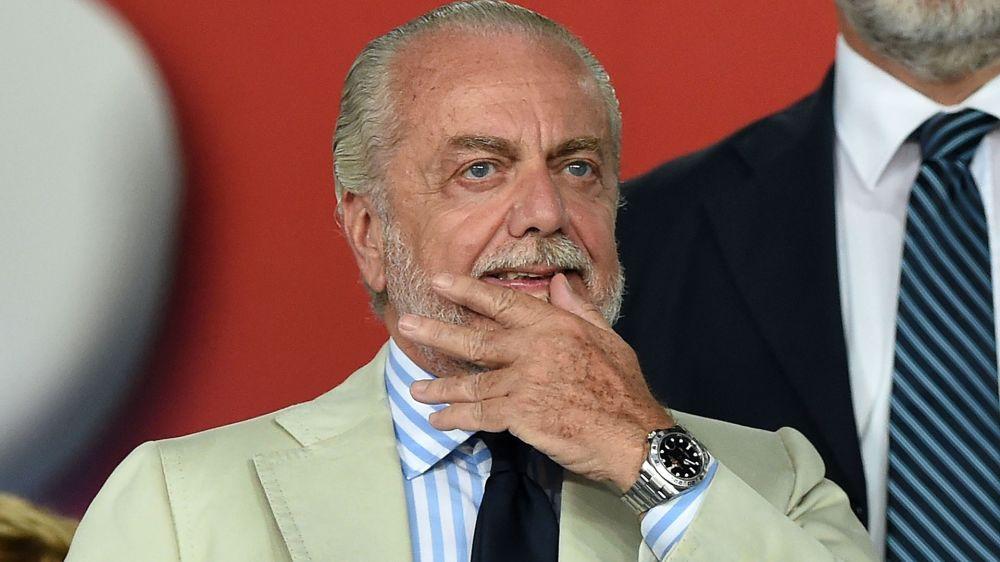 """De Laurentiis su Donnarumma: """"Forse gli pesa parare al Milan..."""""""