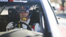 Rallye - WEC - Sébastien Ogier a testé la Toyota TS050 engagée en Championnat du monde d'endurance