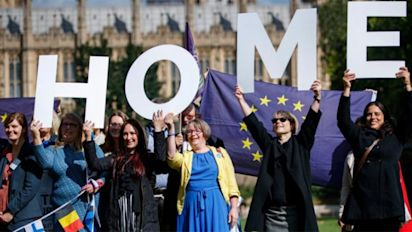 UK plan to register EU citizens 'illegal' say MEPs