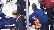 Maple Leafs defenceman Jake Muzzin out for remainder of preliminary round series