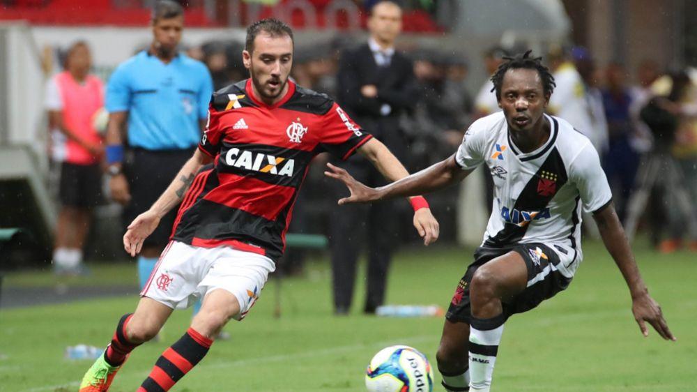 ► Veja os gols de Flamengo 2 x 2 Vasco