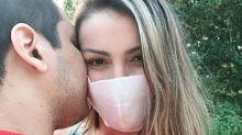 """Andressa Urach revela que está namorando: """"O amor acalma um coração machucado"""""""