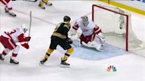 Krug sets up Lucic on front to make it 3-1