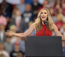 Lara Trump is making fun of Joe Biden's stutter