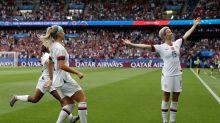 Megan Rapinoe's World Cup Goal Celebration Is Now A Trump-Trolling Meme