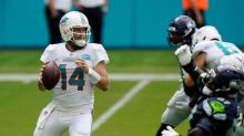 Not yet Tua time: Fitzpatrick to remain Dolphins' starter