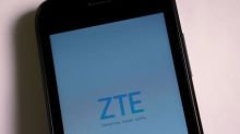 China's ZTE shares soar after U.S. lifts supplier ban