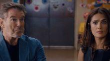 'Some Kind of Beautiful' Trailer: Pierce Brosnan Romances Jessica Alba AND Salma Hayek