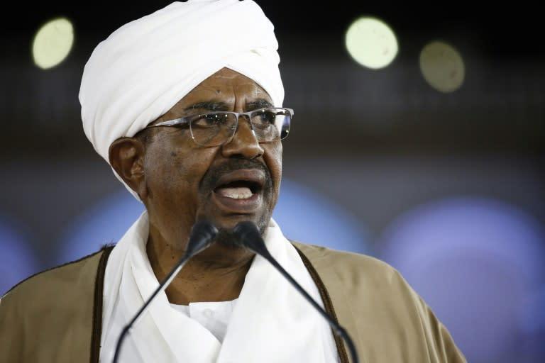 Sudan's deposed president Omar al-Bashir was one of Africa's longest-serving presidents (AFP Photo/ASHRAF SHAZLY)