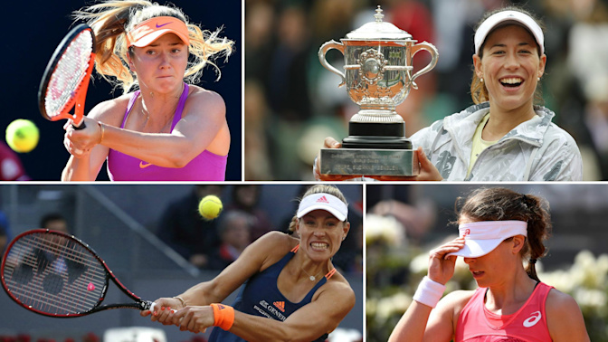 French Open 2017 women's form guide: the players to watch at Roland Garros