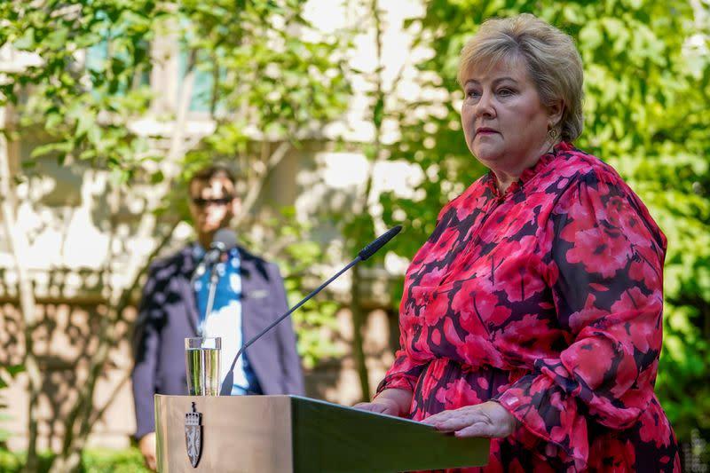Norway to tighten coronavirus restrictions next week, says PM