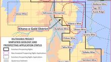 Japan Gold Reports High-Grade Rock Samples and Commences Geophysical Exploration Programs over the Kitano-o Gold Prospect