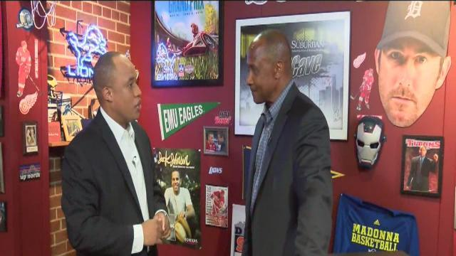 7 Sports Cave - 1 on 1 with Lynn Swann