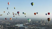 Lord Mayor's Hot Air Balloon Regatta: 50 giant hot air balloons to fly over London
