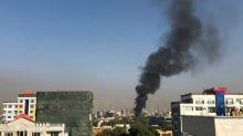 Blast in Kabul targets Afghan VP Saleh's convoy: officials