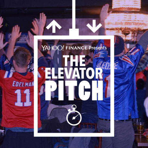 Yahoo Quote: The Elevator Pitch: FanWide [Video]
