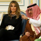 First Lady Melania Trump Takes First Foreign Trip
