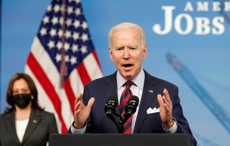 Twelve U.S. states urge Biden to back phasing out gas-powered vehicle sales by 2035
