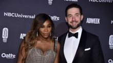 Serena Williams and Alexis Olympia Were Twinning on the Tennis Court