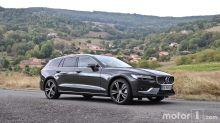 Essai Volvo V60 D4 - Une tradition perpétuée