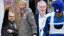 Mourinho, Wenger and Vardy: Parties recruit Premier League icons for June election