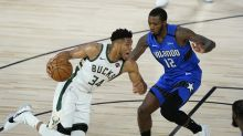 NBA playoffs tracker: Bucks cruise to dominant win, even series with Magic