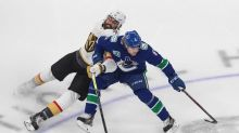 Pacioretty scores twice as Golden Knights beat Canucks 5-3 in NHL playoffs