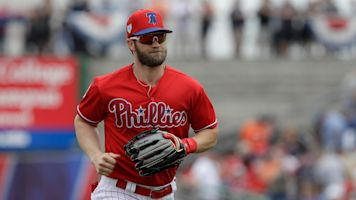 Bryce Harper explains why he didn't want an opt-out in his contract