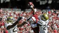Stanford's Kodi Whitfield One-Handed TD Catch