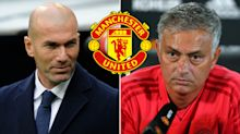 Report claims to know when Zidane wants to replace Mourinho at Man United
