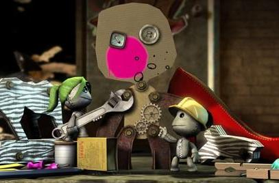 Media Molecule toyed with full 3D level design in first LittleBigPlanet