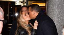 Jennifer Lopez kisses fiancé Alex Rodriguez ahead of her hosting gig on 'SNL'