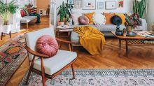 放鬆活潑的設計風格,三種方式讓繽紛斑斕色彩融入居家