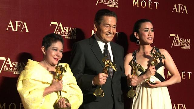 Chinese film 'Mystery' wins Asian best picture