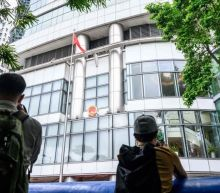 Hong Kong security law: Beijing security office opens in Hong Kong