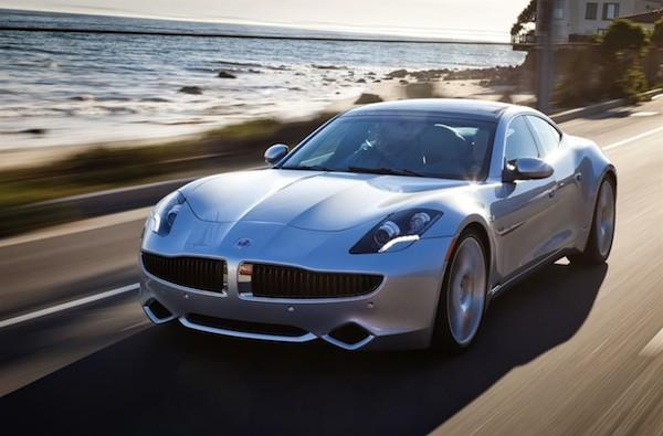 Fisker plans to replace the battery packs on 640 Karma sedans