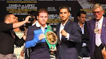 Knockout Kings Press Conference