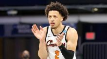 """Cade Cunningham knows where he wants to be: """"I love Detroit"""""""