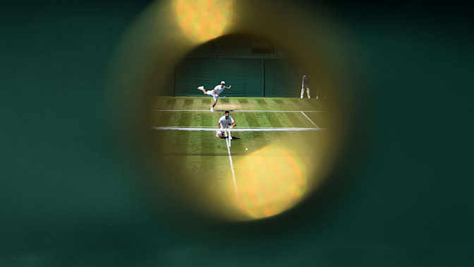 Three Wimbledon matches to be investigated for possible match-fixing