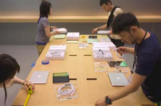 Apple video shows off Tokyo Apple Store and more news for June 12, 2014