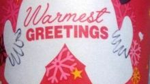 The Internet is going crazy over McDonald's new cheeky Christmas cups