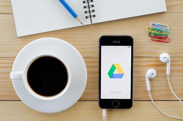 It's now a little easier to organize your horribly messy Google Drive