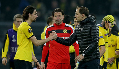Bundesliga: Tuchel hofft auf Subotic-Rückkehr