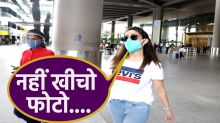 Yami Gautam Spotted at Airport | Yami Gautam Airport Look