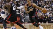 Basket - NBA - Toronto s'est fait une frayeur face à Dallas
