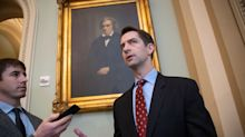 Tom Cotton Still Pushing For Greenland Buy, Even Though It's Not For Sale