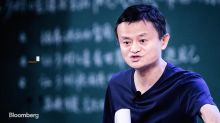 It's the End of an Era for the House That Jack Ma Built