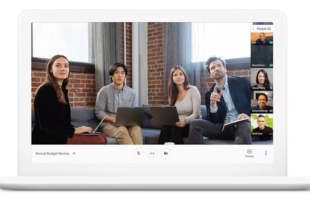 Google is ready to take over your office chat with Hangouts