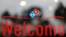 Domino's international same-store sales fail to deliver, shares slip